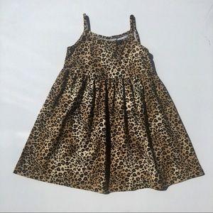 NWOT Flap Happy Animal Print Dress size 4T